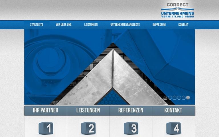 CORRECT Unternehmensvermittlung  GmbH